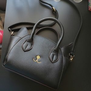 black cat purse 😽